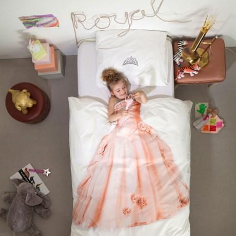 Snurk sängkläder – Prinsessa