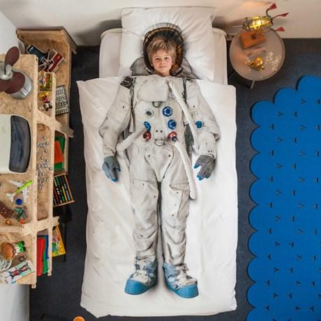 Snurk sängkläder – Astronaut