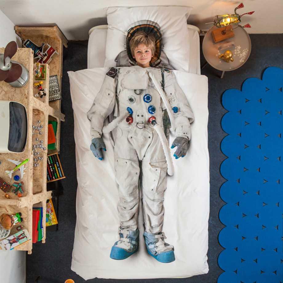 Snurk sängkläder - Astronaut