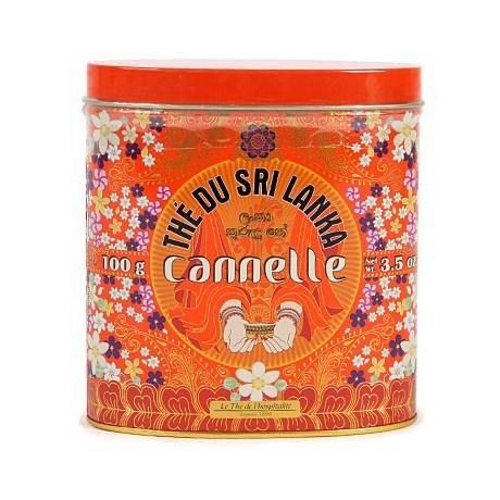 Terre dOc – Canelle, svart te med kanel