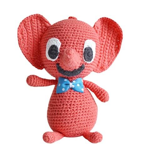 Littlephant – Virkat mjukisdjur, speldosa