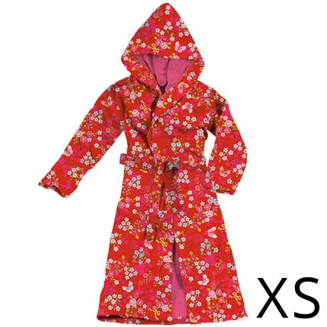 PiP Studio morgonrock – Chinese Blossom, röd