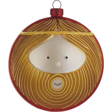 Alessi – Stora julgranskulor Josef