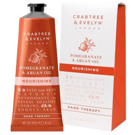 Crabtree & Evelyn – Handkräm 100g Pomegranate
