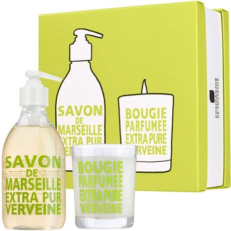 Compagnie de Provence – Tvål & doftljus, Verveine