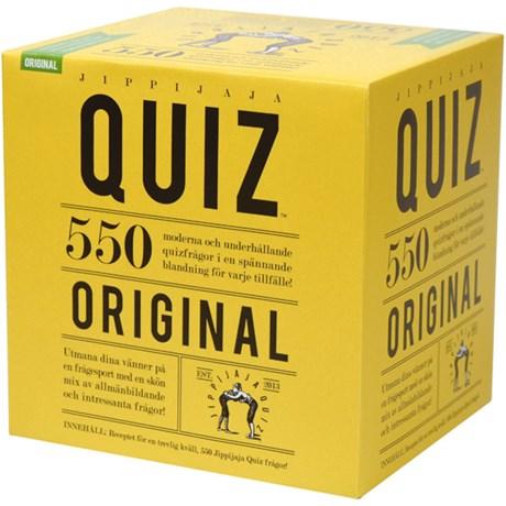 Jippijaja Quiz frågespel – Original