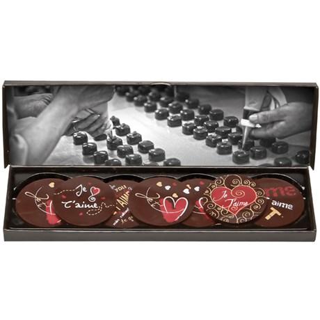 Chokladask med mörk choklad – D'Amour