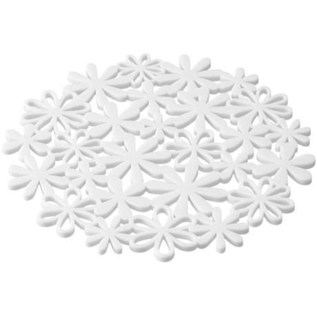 Grytunderlägg – Blommor