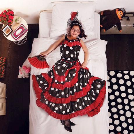 Snurk sängkläder – Flamenco
