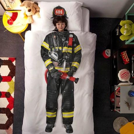Snurk sängkläder – Brandman