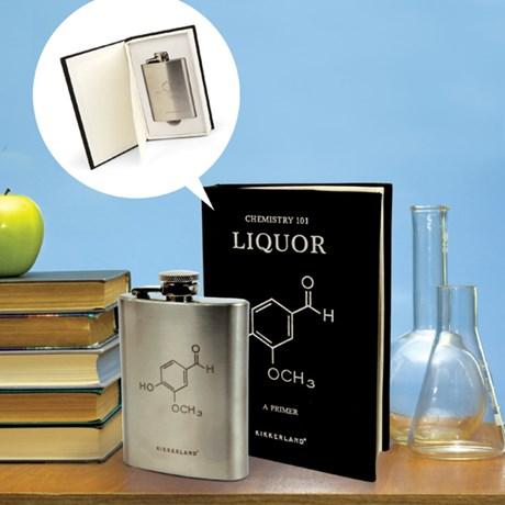 Fickplunta i bok – Chemistry 101