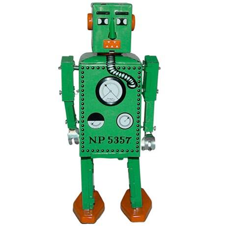 Plåtrobot