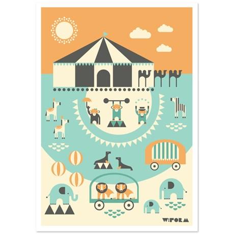 Poster – Circus