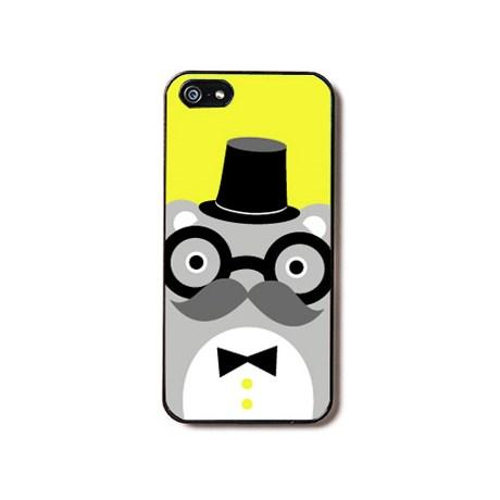 Nodoll – Mobilskal till iPhone5 Mustasch
