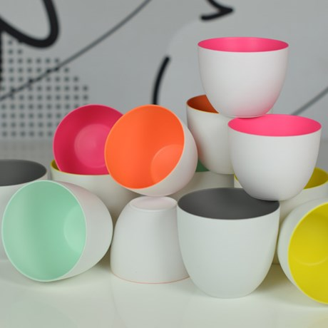 Ljushållare – Neon (2-pack)