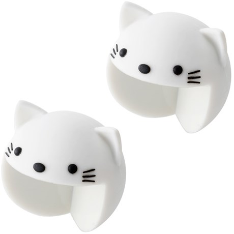 Hörnskydd – Djur (2-pack) Katt