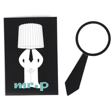 Tillbehör till Mr. P lampa – Slips / Fluga