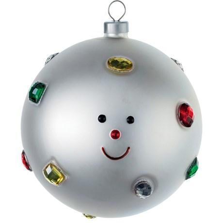 Alessi – Stora julgranskulor Snöboll