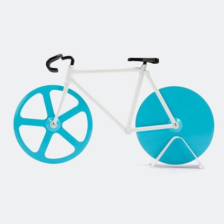 Pizzaskärare – Cykel Blå