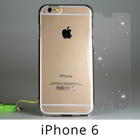 Evouni – Transparent mobilskal för iPhone 6