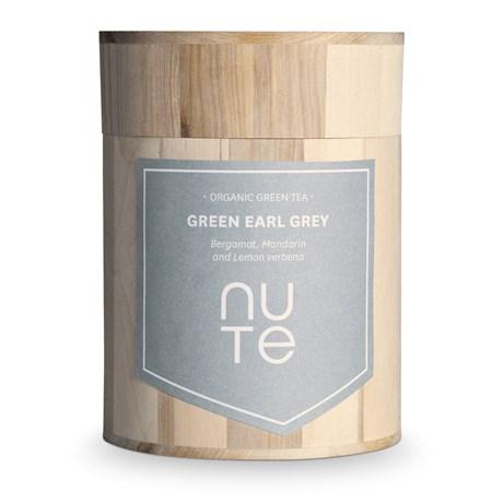 NUTE Grönt te – Green Earl Grey