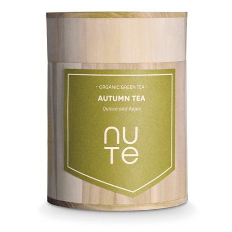 NUTE Grönt te – Autumn tea