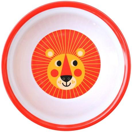Melaminskål – Djur Lejon