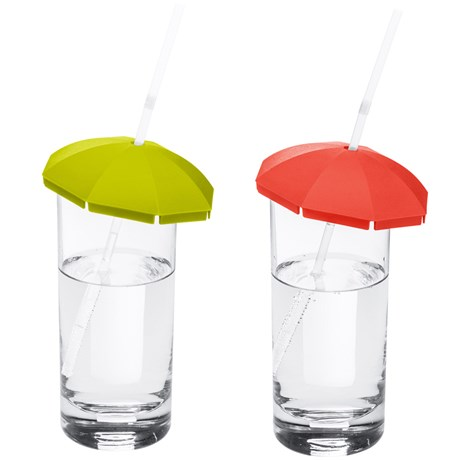 Koziol lock för glas – Rimini (2-pack)