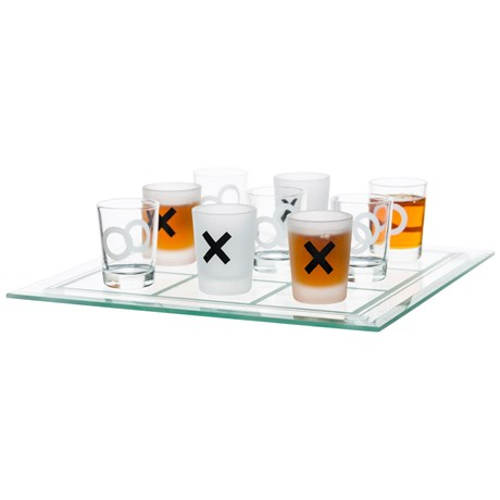 Sagaform – Drinkspel luffarschack