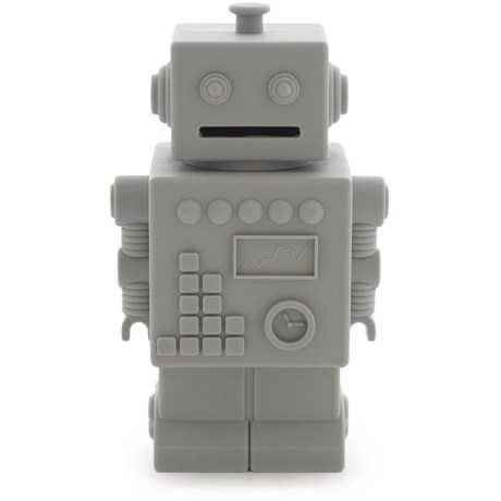 Sparbössa i silikon – Robot