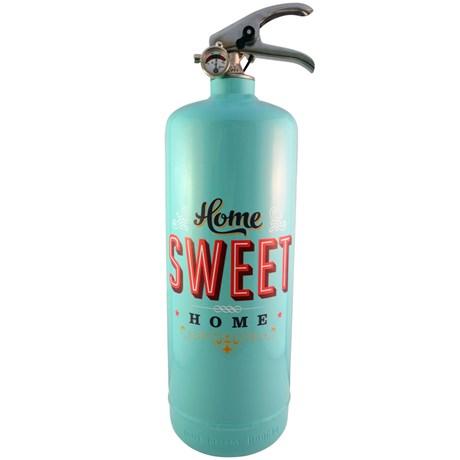 Brandsläckare – Home sweet home