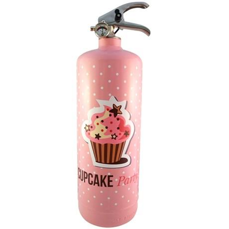 Brandsläckare – Cupcake