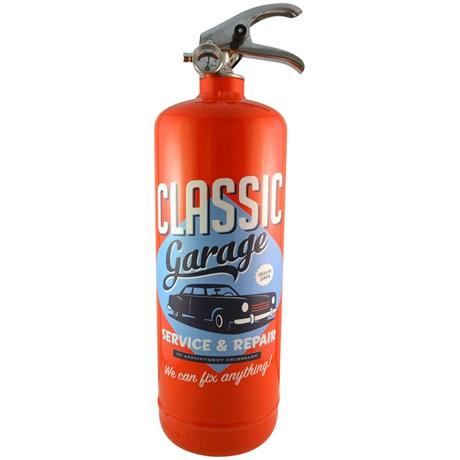 Brandsläckare – Garage