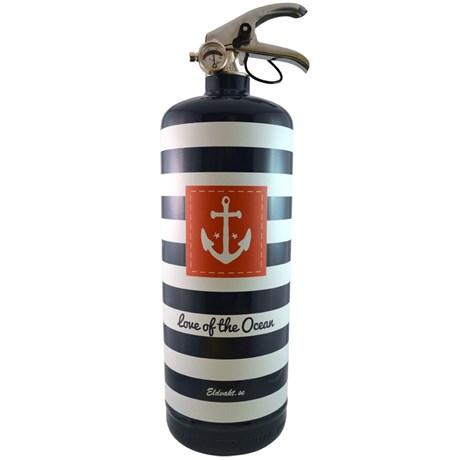 Brandsläckare – Ocean Love