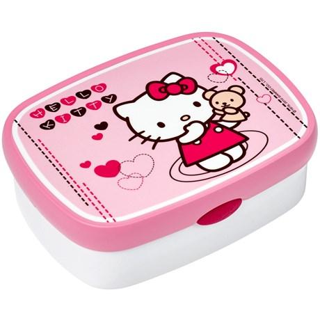 Matlåda och drickflaska Hello Kitty Matlåda
