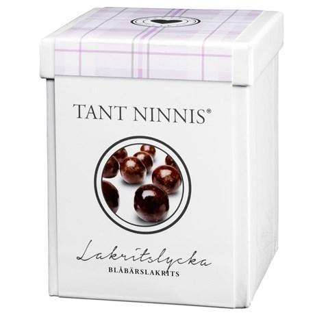 Tant Ninnis – Lakritslycka, Lakrits