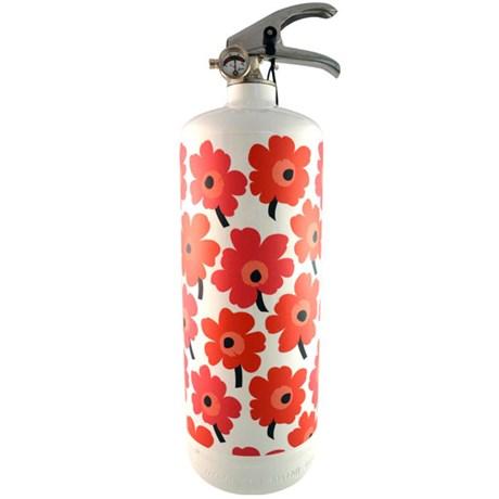 Brandsläckare – Blommor