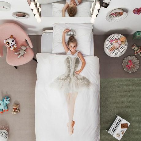 Snurk sängkläder – Ballerina