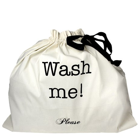Bag-all – Resepåse, Wash me please