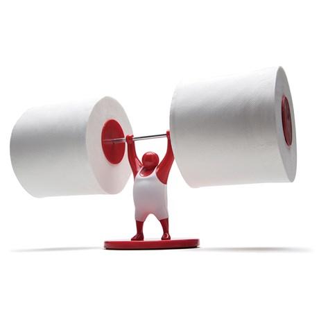 Toalettpappershållare – Mr T