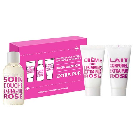 Compagnie de Provence – Reseset Extra Pur (3-pack) Rose