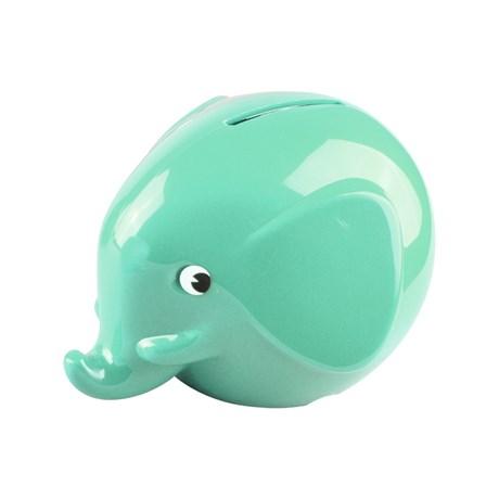 Norsu – Elefantsparbössa liten Mintgrön
