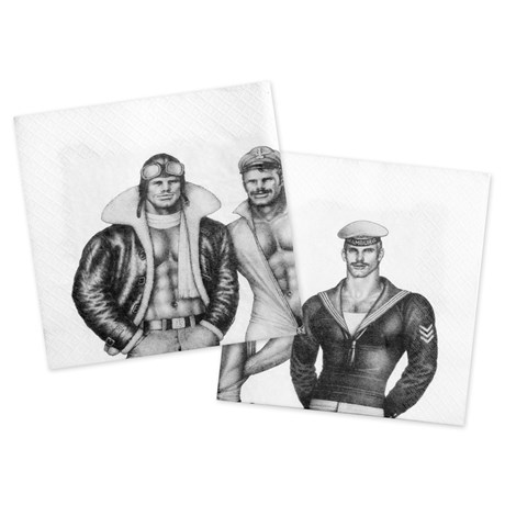 Servetter – Tom of Finland