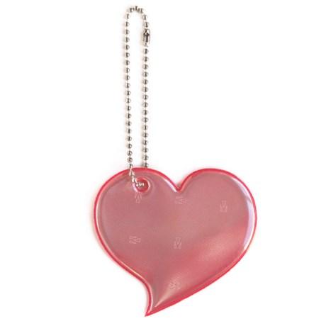 Reflex med motiv, Hjärta