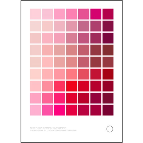 Poster – Color Palette