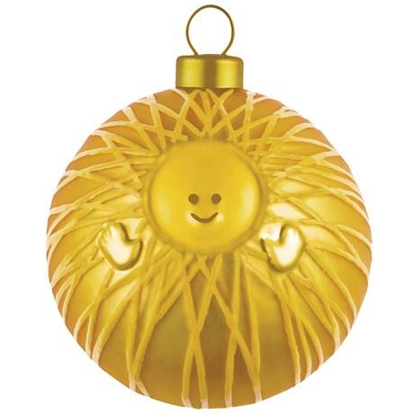 Alessi – Julgranskulor Guld Jesusbarnet