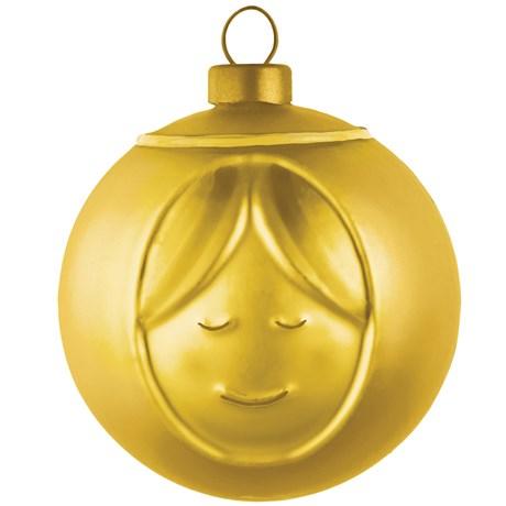 Alessi – Julgranskulor Guld Maria
