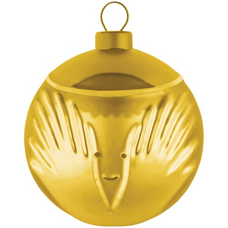 Alessi – Julgranskulor Guld Ängel