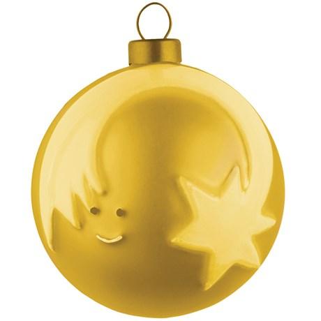 Alessi – Julgranskulor Guld Stjärna