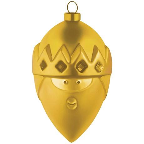 Alessi – Julgranskulor Guld Kasper